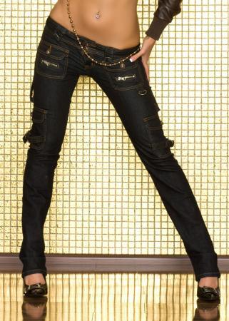 Jeans von Zinnia