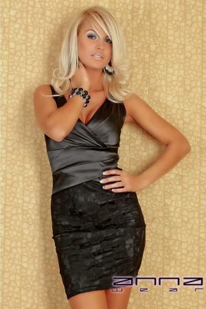 Kleid Elegance schwarz