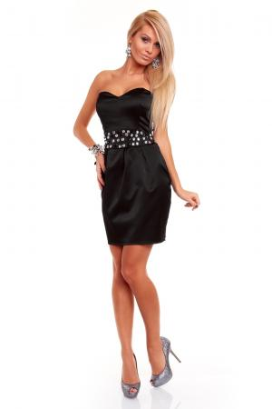 Partykleid Elegance schwarz